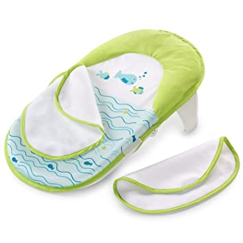 0d6bed4786e Amazon.com   Summer Infant Bath Sling with Warming Wings