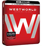 Westworld: The Complete First Season [4K] [Blu-ray]