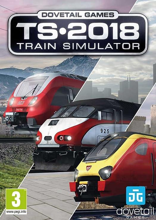 Train Simulator 2018 (PC DVD) [Importación inglesa]: Amazon.es: Videojuegos