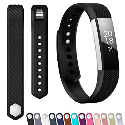 Vitty for Fitbit Alta//Alta HR Wrist Straps Women and Men Bands Adjustable Repla