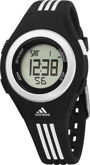 Adidas ADM4013 - Reloj para niños de cuarzo, correa de plástico color negro: Adidas: Amazon.es: Relojes