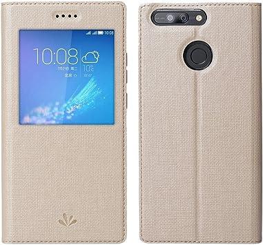 Huawei Honor V9 Honor 8 Pro Caso Flip Cover – ViLi Premium – Flip ...