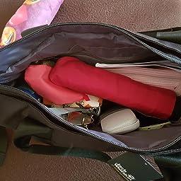 Jack Wolfskin Damen Umhängetasche Midtown, azalea red, 28 x