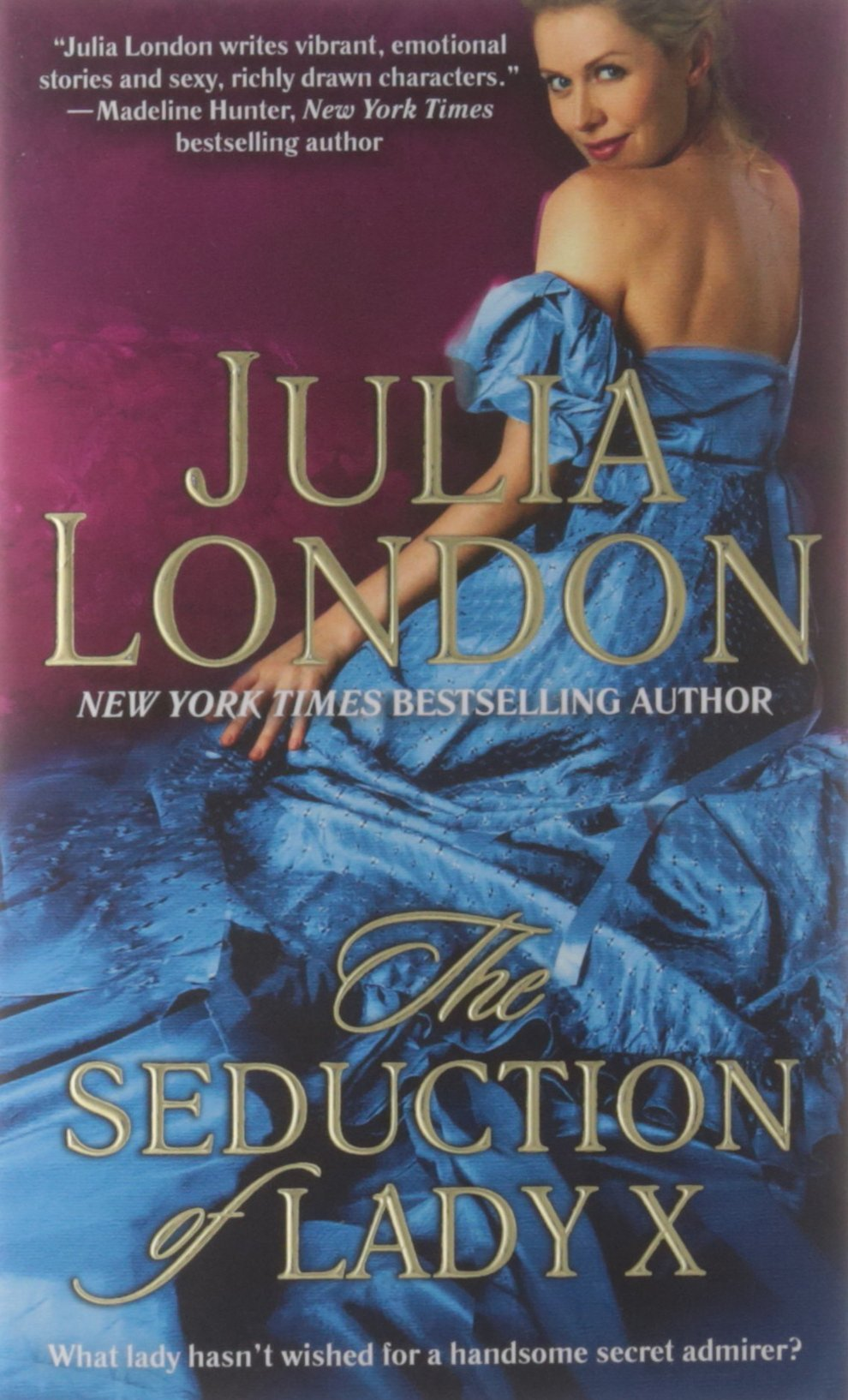 Download The Seduction of Lady X (The Secrets of Hadley Green) ebook