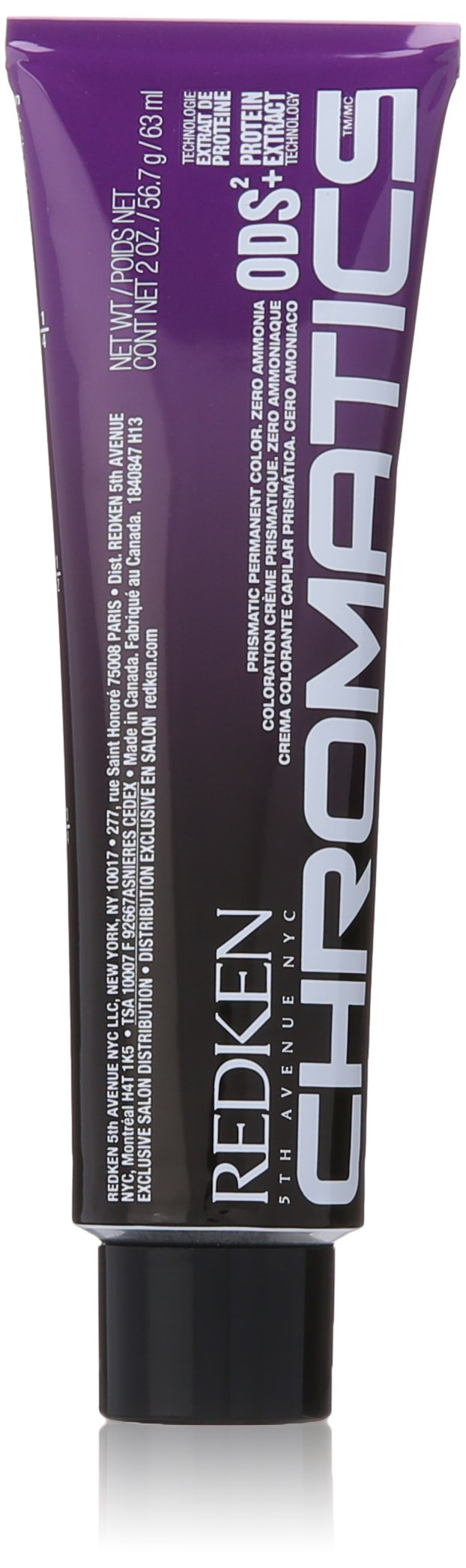 Redken Chromatics Prismatic Hair Color, No.6 Natural, 2 Ounce
