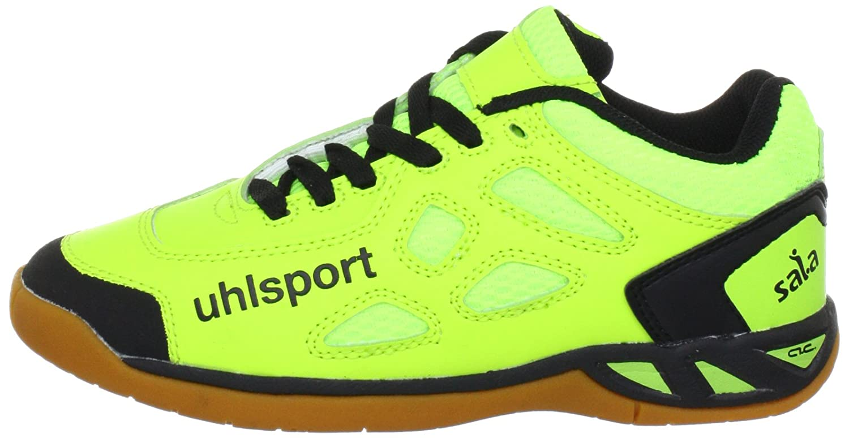 Unisexe - Enfant Chaussures De Sport Junior - Tigré Intérieur Uhlsport vR7JKHYT