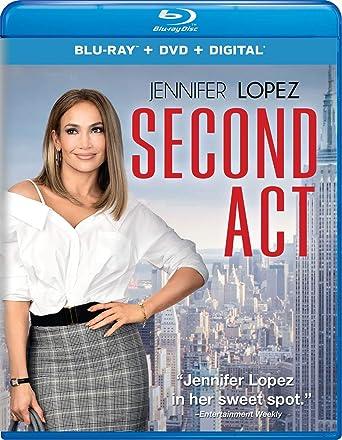d13940509031 Amazon.com  Second Act  Blu-ray   Jennifer Lopez