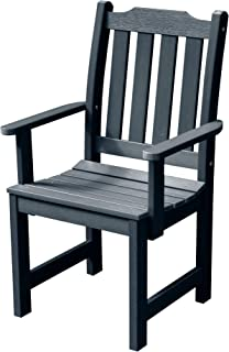 product image for highwood AD-CHDL2-FBE Lehigh Dining Armchair, Federal Blue
