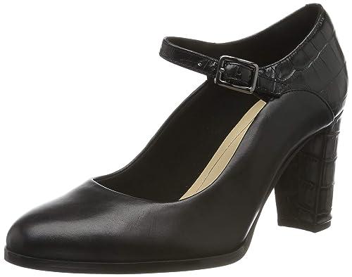 Clarks Damen Kaylin Alba Riemchenpumps: : Schuhe