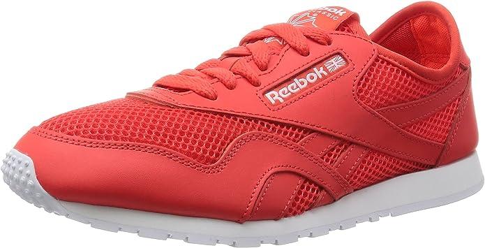 Reebok Classic Nylon Slim Mesh, Chaussures de Course Femme