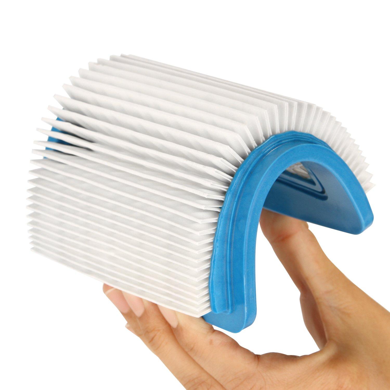 AGPTEK 5 filtros de aire de repuesto, filtro de aire de ...