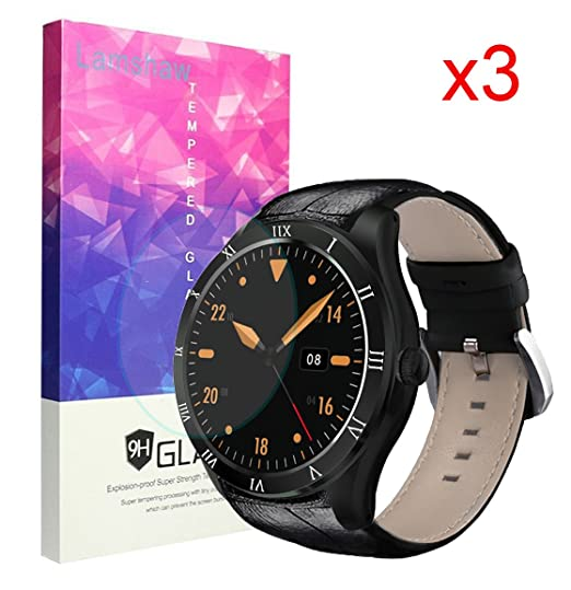 Amazon.com: for Diggro DI05 Smartwatch Screen Protector ...