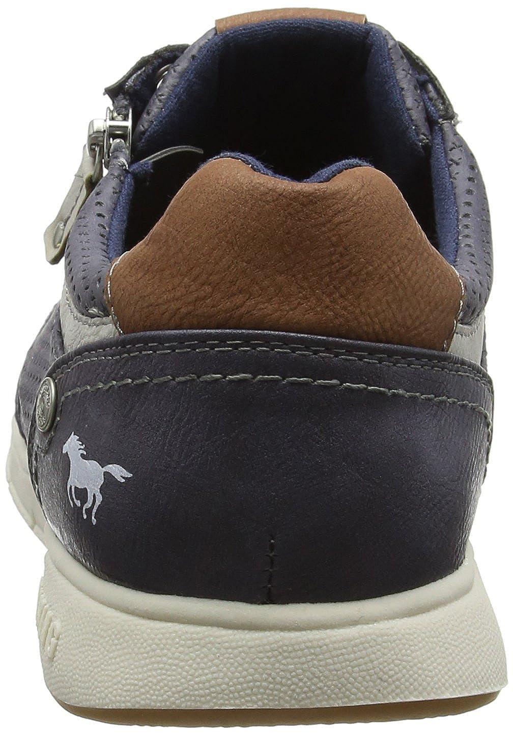 Mustang (820 Herren 4115-305-820 Niedrig-Top Blau (820 Mustang Navy) f80b96