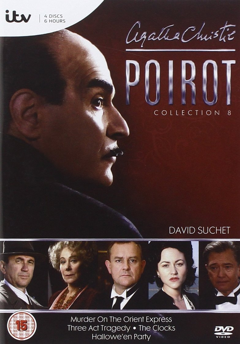 Agatha Christie's Poirot - Collection 8 [DVD]: Amazon.co.uk: David ...