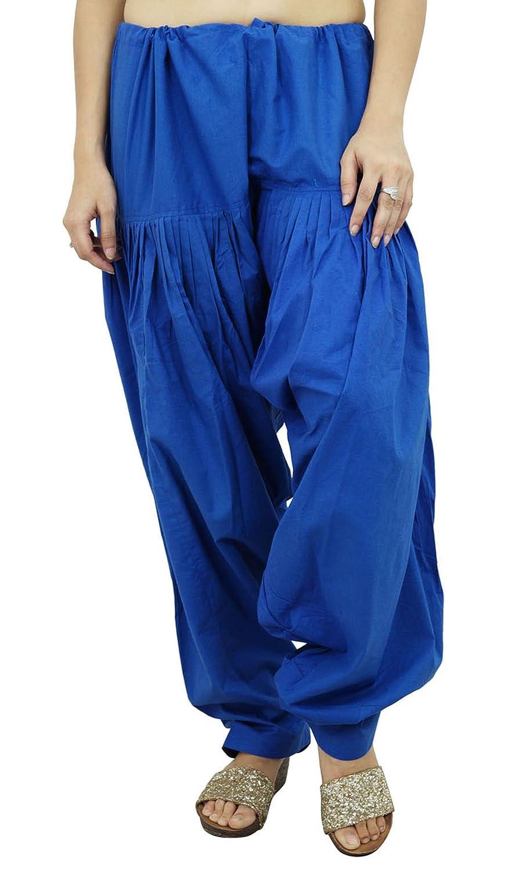 Indian Baumwolle Ethnische Adjustable Salwar Bottom Abnutzungs Frauen Kleidung DS104E