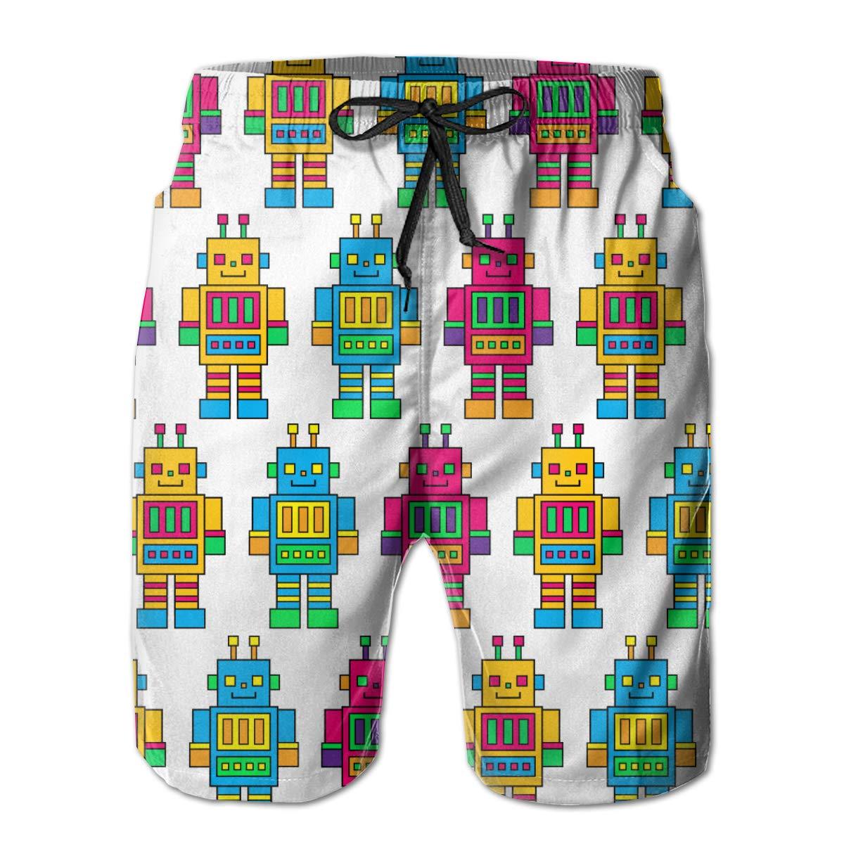 YongColer Men Quick Dry Beachwear Swimuits Board Shorts Swim Trunks