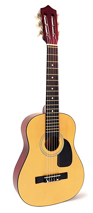 Amazon Com Hohner Hag250p 1 2 Sized Classical Guitar For Toddlers