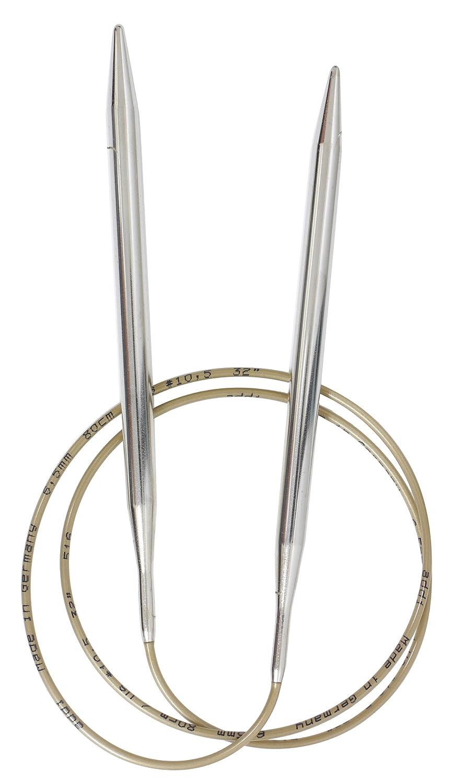 addi 編み針 輪針 プレミアム 6.5mm (15号相当) 80cm 1057 B004HOR2Y2