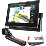 Simrad GO9 XSE Chartplotter/Fishfinder w/TotalScan Transducer... [000-13763-001]
