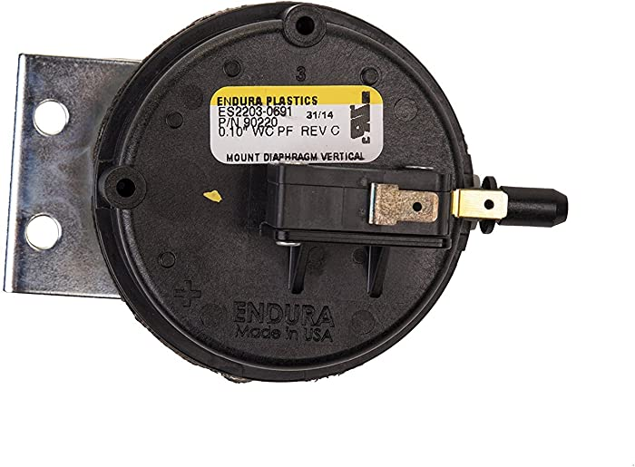 The Best Honeywell Furnace Air Pressure Switch 45694002