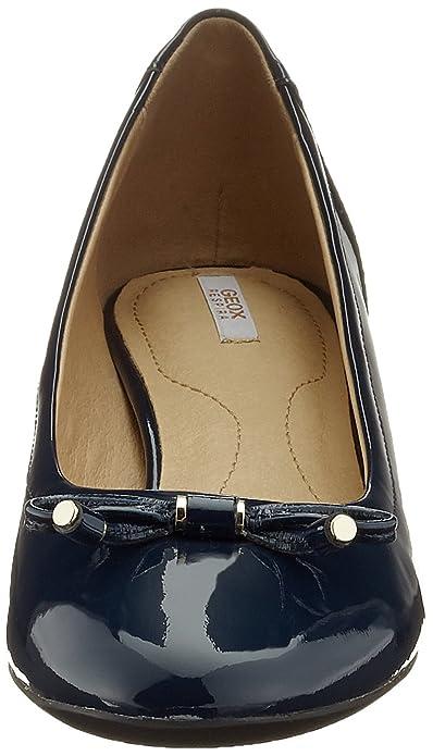 1ebc2b20fcaf Geox Women s D Carey D Closed-Toe Pumps  Amazon.co.uk  Shoes   Bags
