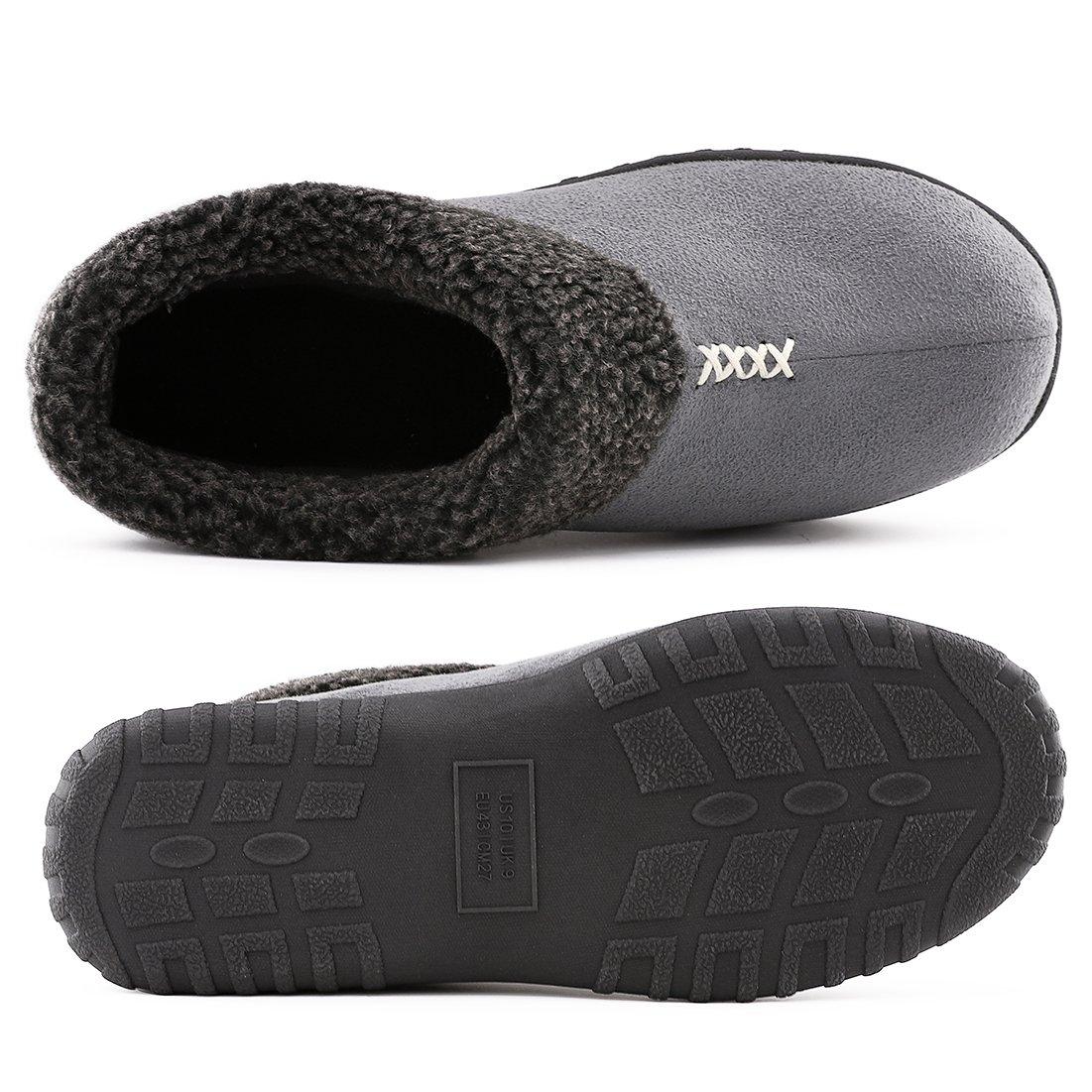 7a233a7b Zapatillas de Estar por casa de Forro Polar para Mujer Zapatos para ...