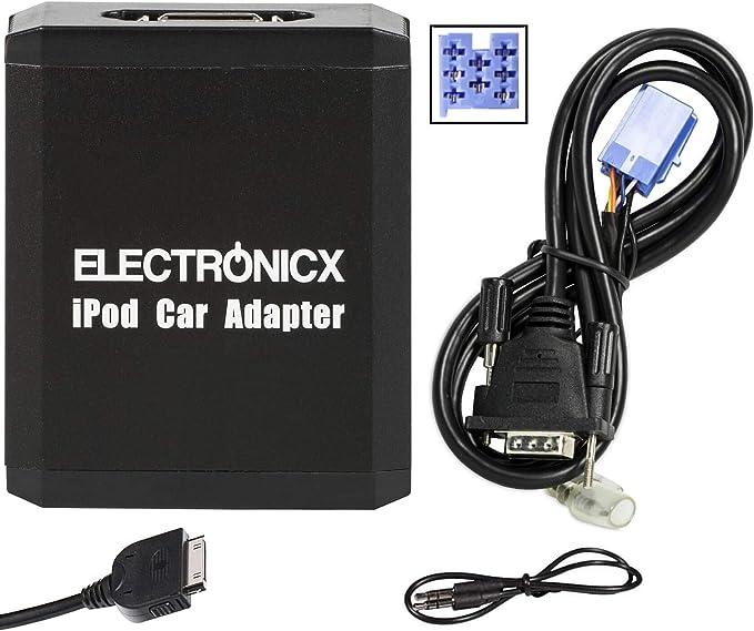 Electronicx Adapter Cd Wechsler Digital Music Changer Elektronik