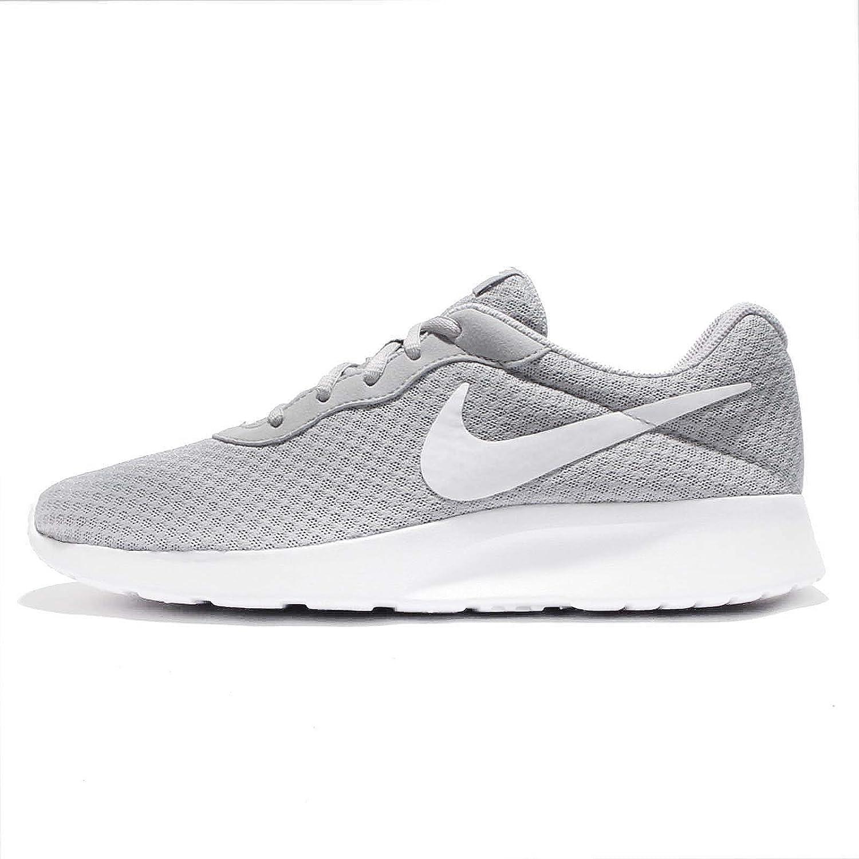 (ナイキ) タンジュン メンズ ランニング シューズ Nike Tanjun 812654-010 [並行輸入品] B01GY5UPX6 27.0 cm WOLF GREY/WHITE