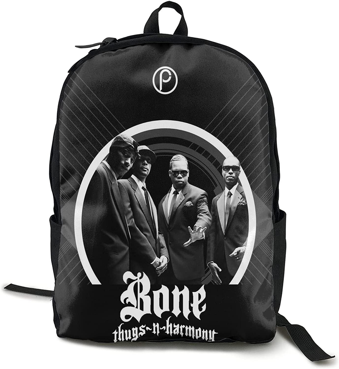 Bone Thugs N Harmony Fashion and Affordable Backpacks Travel Backpacks School Bags Laptop Bags Carrying Bags Outdoor Bags Unisex