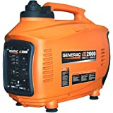 Generac 5793, 2000 Running Watts/2200 Starting Watts, Gas Powered Portable Inverter (Discontinued by Manufacturer)