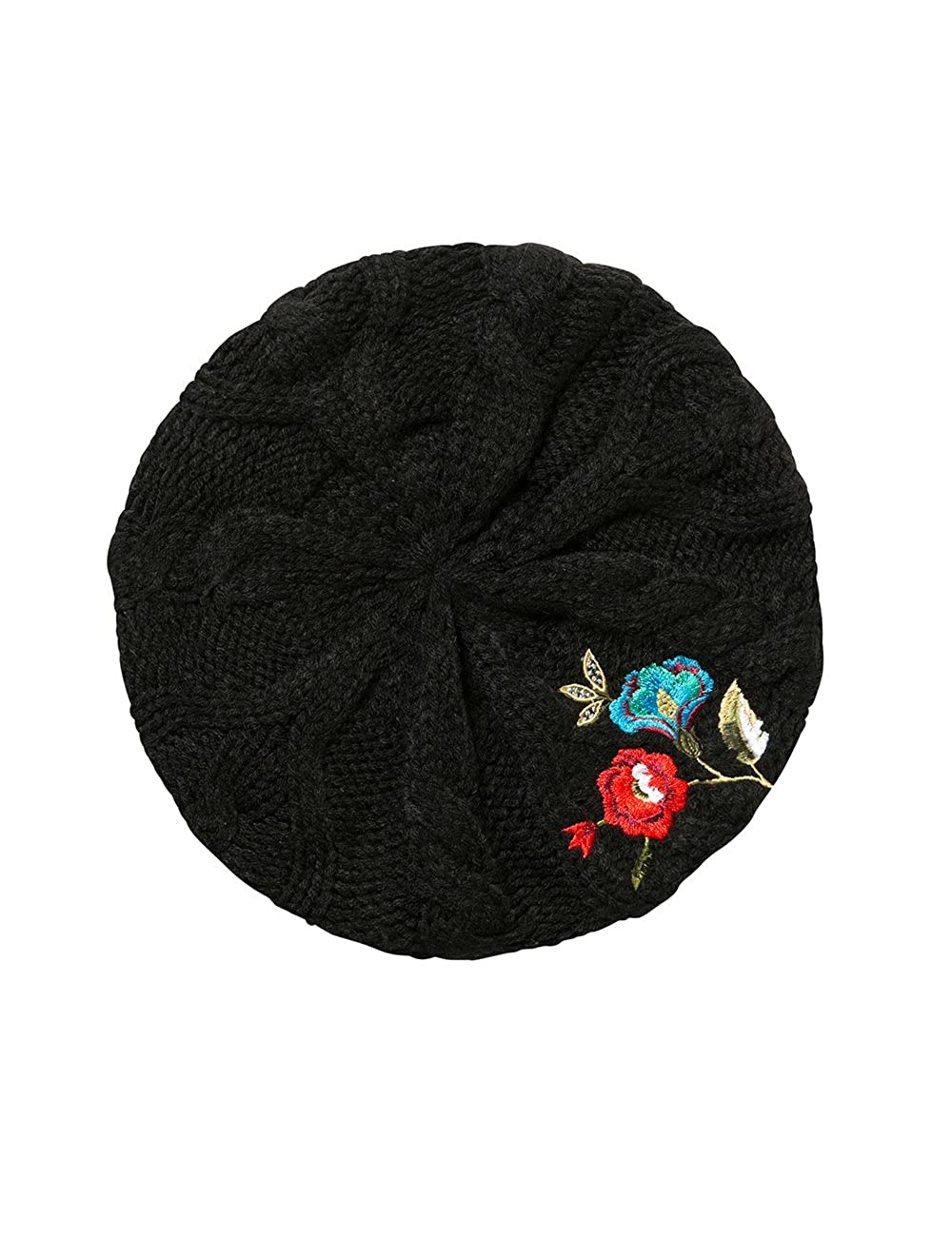 Desigual Black Hat Hut Caribou Schwarz (Negro 2000) 17WAHF08