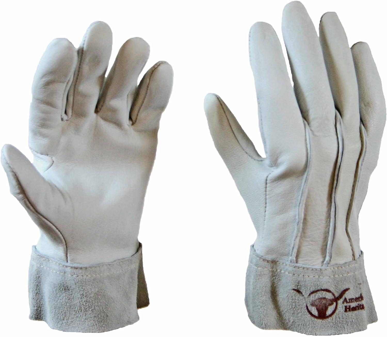 Perfect Gardener Goatskin Gardening Gloves