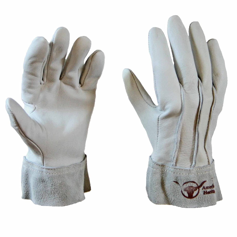 Amazoncom Perfect Gardener Goatskin Gardening Gloves Clothing