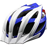 Livall BH100 Bling Helmet with Bling Jet Controller, Large, Blue