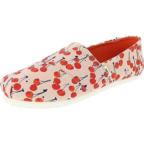 c8d9a838ecdc5 Amazon.com: TOMS Kids' 10009955 Alpargata-K: Toms: Shoes