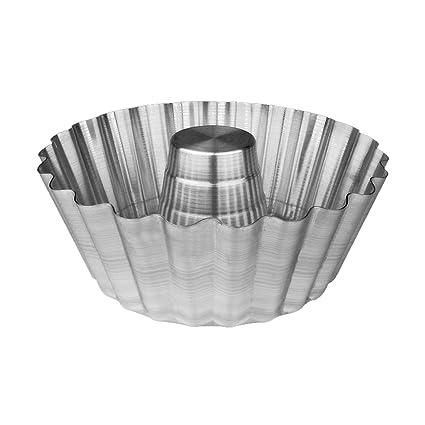 Molde de horno de aluminio PENTALUX forma Baba con cono Donut Tarta Flan Rustici –
