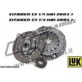 Kit de Embrague Citroen C2 – C3 1.4 HDI 2002 >