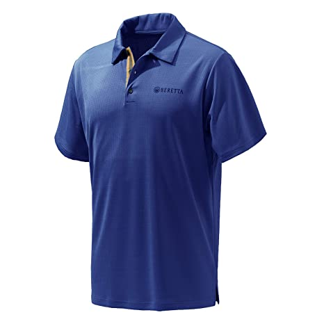 59d5b6227 Amazon.com: Beretta Men's US TECH Short Sleeve Performance Polo ...