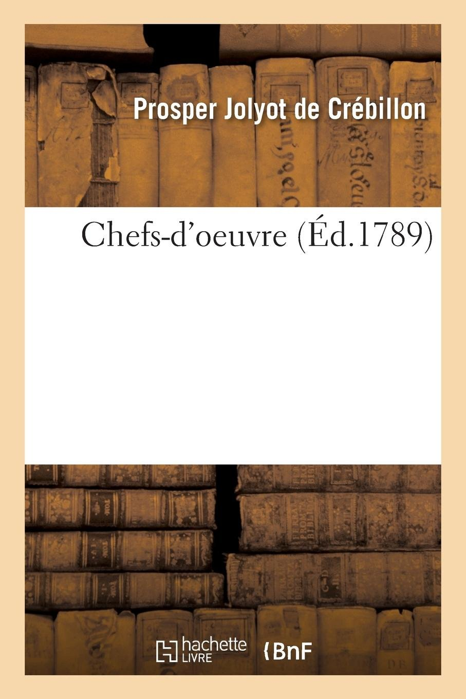 Download Chefs-d'Oeuvre (French Edition) pdf epub