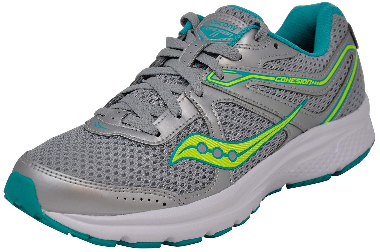 お得セット Saucony 11 Women's Grid Cohesion Women's 11 Ankle-High M Mesh Running Shoe B07MHJ7C3L Grey/Citron 9 M US 9 M US|Grey/Citron, ヒガシクビキグン:07b8ef0a --- a0267596.xsph.ru