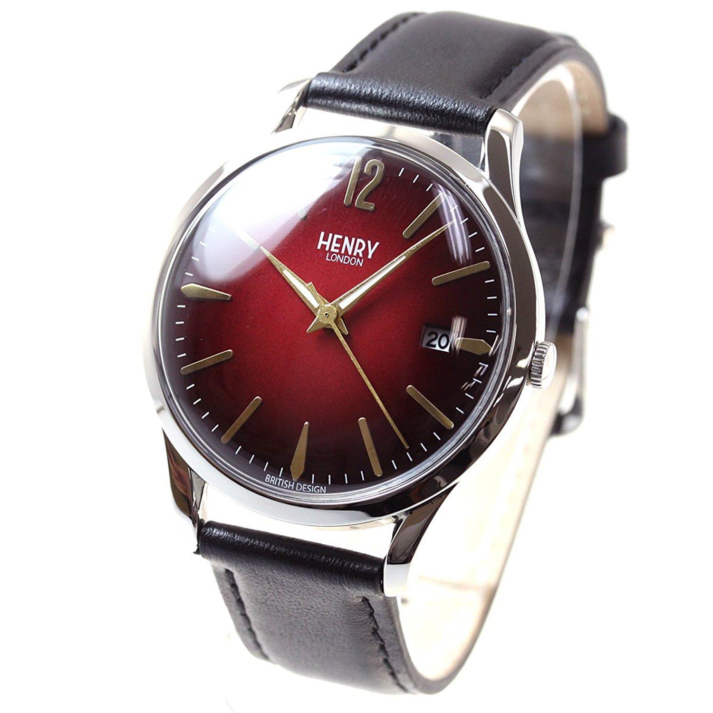 Henry London reloj Hombre Mujer Chancery hl39-s-0095: Amazon.es ...