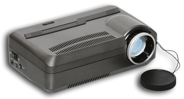 Jay-Tech Jay de Beam 869 Pro Mini Proyector de (Contraste 150: 1 ...