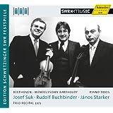 Beethoven / Mendelssohn: Piano Trios