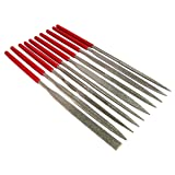 HTS Diamond Needle & Flat File Sets