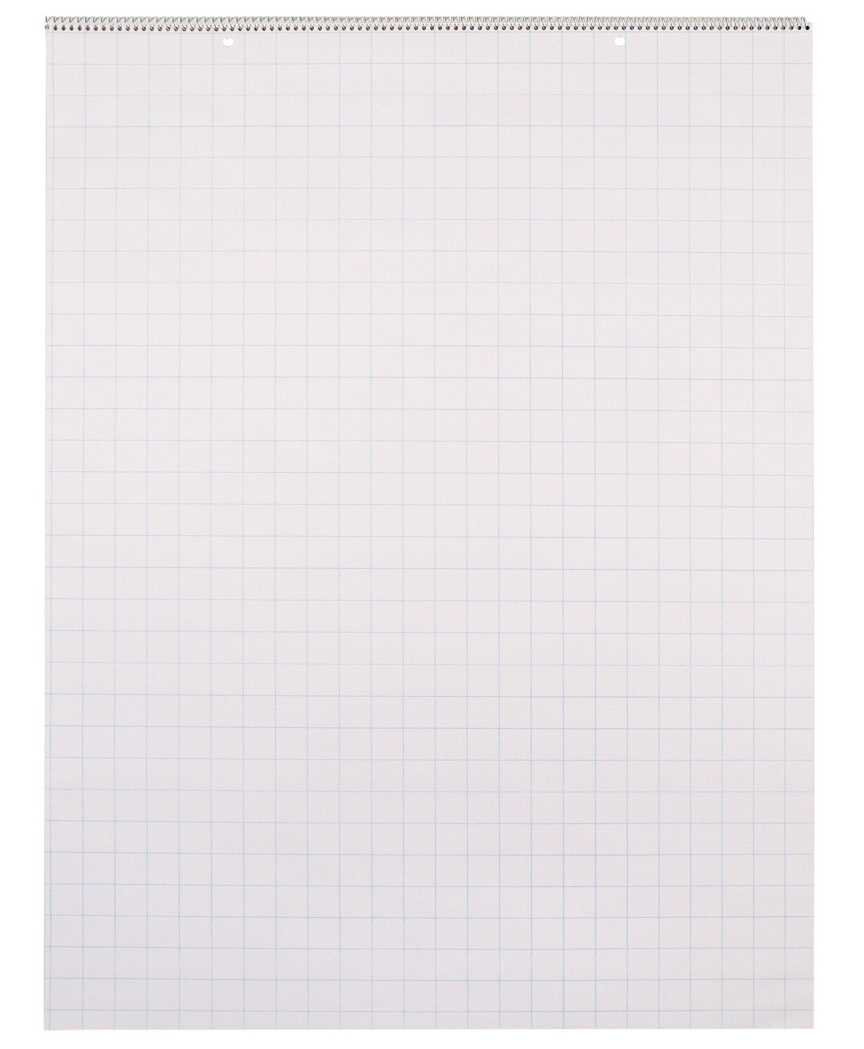School Smart Chart Paper Pad, 24 x 32 Inches, 1 Inch Grids, 25 Sheets