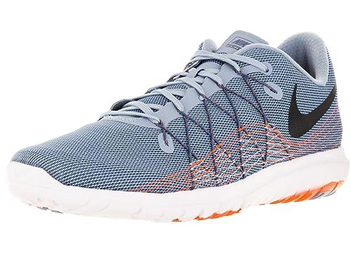 1a5fa42c Nike Flex Fury 2 - Zapatillas de Running para Hombre, Color Gris, Negro y  Negro: Amazon.es: Zapatos y complementos