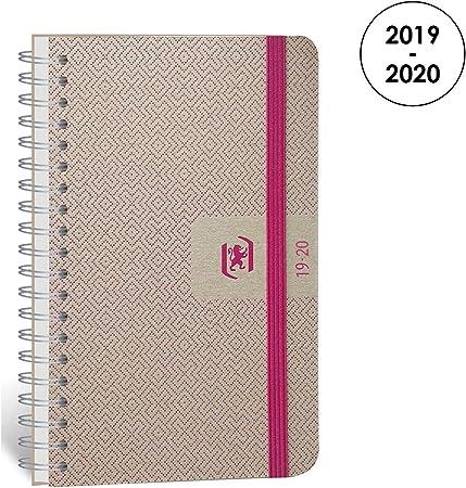 Oxford Nude agenda escolar (años 2019 – 2020 1 día por página 352 ...