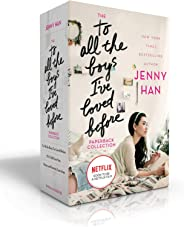 The To All the Boys I've Loved Before Paperback Collection: To All the Boys I've Loved Before; P.S. I Still Love You; Always
