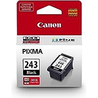 Canon PG-243 Black Ink Cartridge Compatible to iP2820 MX492, MG2420, MG2520, MG2920, MG2922, MG2924 MG3020, MG2525…