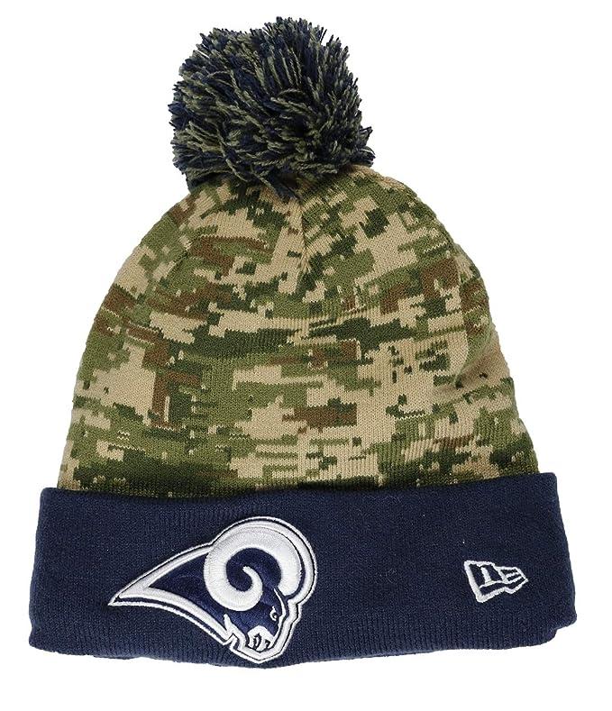 New Era England Patriots Beanie NFL Digi Camo Knit Camouflage/Navy ...